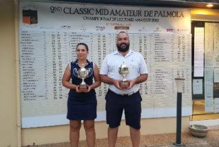 Classic Mid-Amateur du golf de Palmola 2019 1