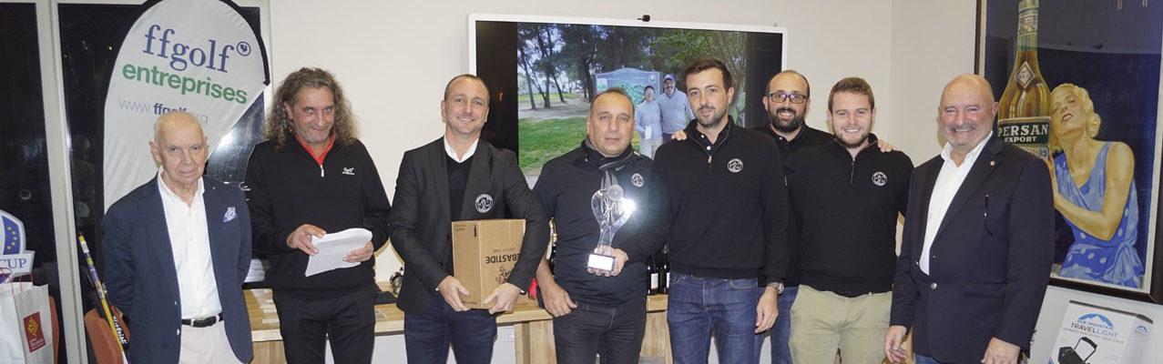 Soirée de Remise des prix 2019 du Golf Entreprise au CEDR de Toulouse 4