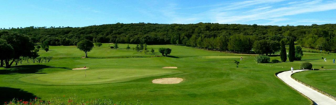 Golf de Nîmes Vacquerolles - 30 1