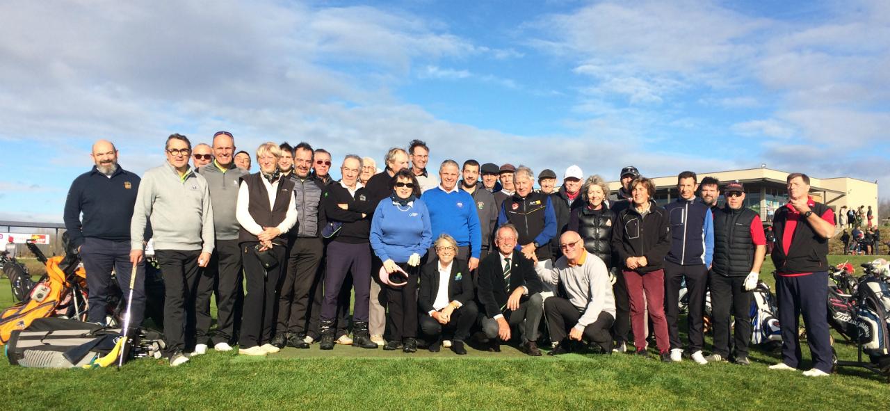 Journée des Trophées du golf 5