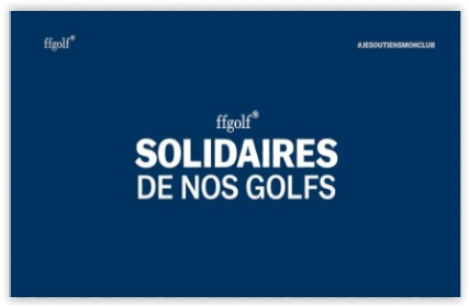Solidaires de nos golf et de leurs équipes 1