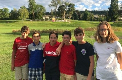 Grand Prix Majeur Jeunes d'Evian 1