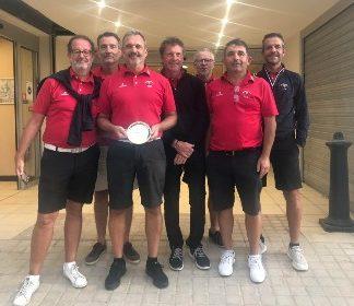Interclubs seniors Messieurs 2020