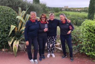 Promotion Nationale par équipes Seniors Dames 2020