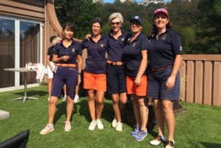 Interclubs seniors Dames 2020 1