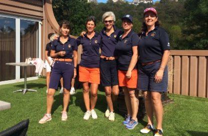 Interclubs seniors Dames 2020 1