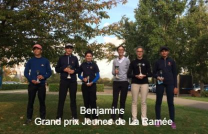 Grand prix jeunes de La Ramée 2020 1