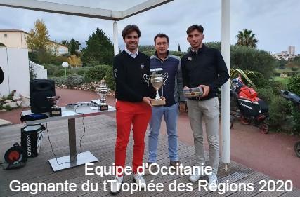 Trophée des Régions et challenge international 2020 2
