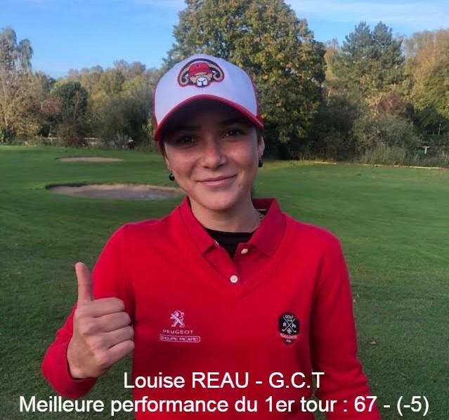 Golfer's 2020- Championnat de France Dames