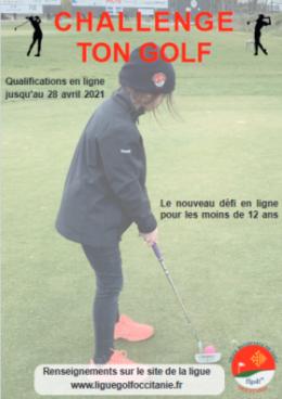Challenge ton Golf