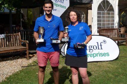 Championnats Individuel de ligue Golf Entreprise 2021
